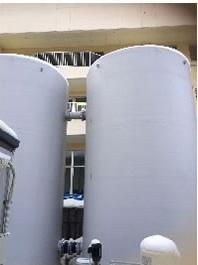 蓄熱タンク