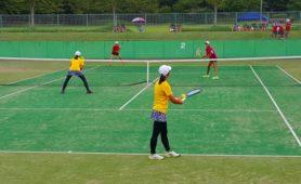 ブログ-テニス地区大会②